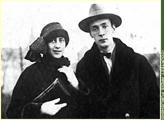 "Nabokov and Vera Slonim met in May of 1923 at a charity costume ball and later married in 1925 in Berlin. After settling down into marriage, Nabokov never purchased his own house, even with the great wealth and success of ""Lolita."" He claimed that after the loss of his home in Russia his only attachment was, in his terms, the ""unreal estate"" of memory and art."