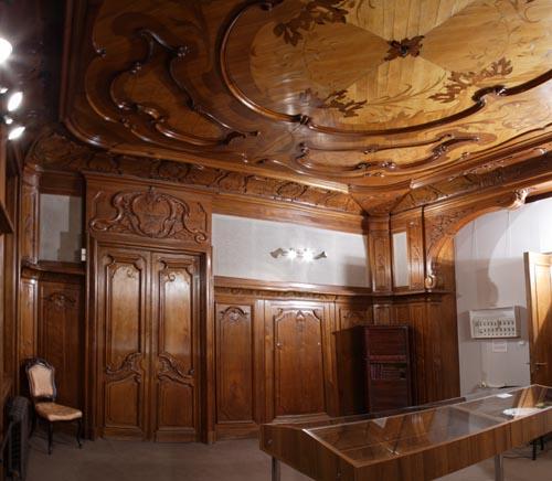 Санкт-Петербургского музея В.В.Набокова.